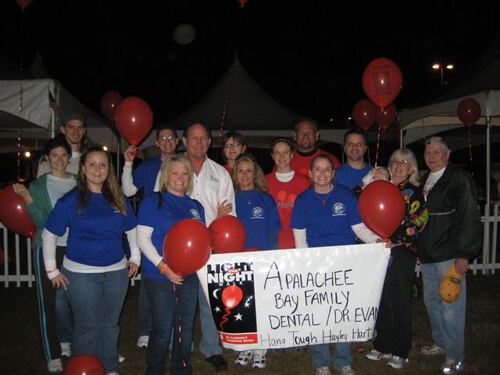 Light the Night Walk supporting the Leukemia and Lymphoma Society