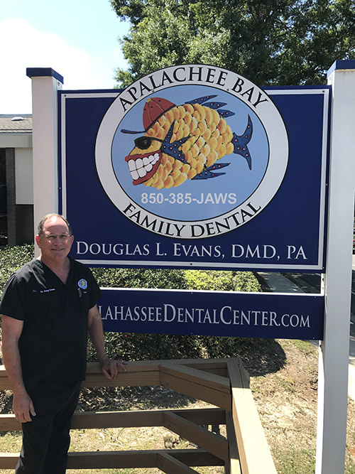 Dr. Doug Evans Tallahassee Dentist